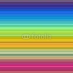 Plakat na papierze fotorealistycznym tęcza kolorów abstrakcyjne linie poziome tła.