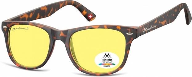 Okulary rozjaśniające polaryzacyjne nerdy montana mp10ya