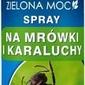 Bros, zielona moc, spray na mrówki i karaluchy, 300ml