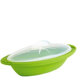 Naczynie do zapiekania silikonowe Mastrad zielone MA-F68388