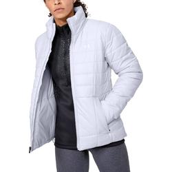 Kurtka damska under armour insulated jacket - biały