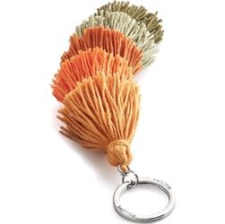 Brelok bawełniany do kluczy tutu philippi pomarańczowy p235003