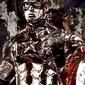 Legends of bedlam - kapitan ameryka, marvel - plakat wymiar do wyboru: 20x30 cm