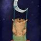 Misio  - plakat wymiar do wyboru: 29,7x42 cm