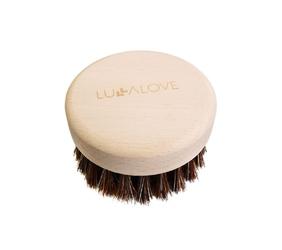 Lullalove, szczotka do masażu biustu, szyi i dekoltu