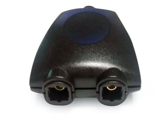 Gembird Adapter rozdzielacz 12 TOSLINK black