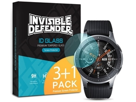 4x szkło ringke invisible defender samsung galaxy watch 46mm  gear s3