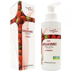 Orgazmowy żel do masażu i stymulacji strawberry