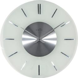 Zegar ścienny sterowany radiowo Stripe Nextime 40 cm 3147