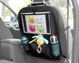 Organizer do samochodu z miejscem na tablet - KioKids