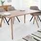 Stół do jadalni michi 160x90 cm sheesham