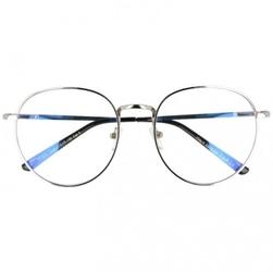 Okulary lenonki z filtrem światła niebieskiego do komputera zerówki t7590a