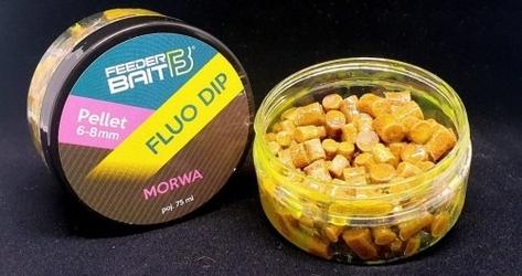 Fluo dip morwa pellet 6-8mm