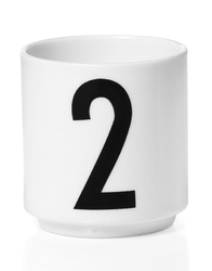 Filiżanki do espresso AJ cyfra 2