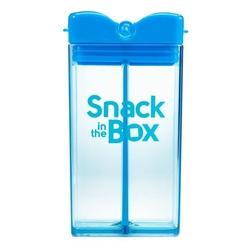Pojemnik na przekąski 350 ml, niebieski, in the box