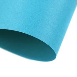 Papier ozdobny a4 300 g niebieski średni - nieśre