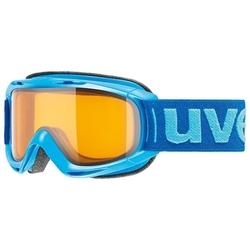 Gogle narciarskie dziecięce uvex slider niebieskie