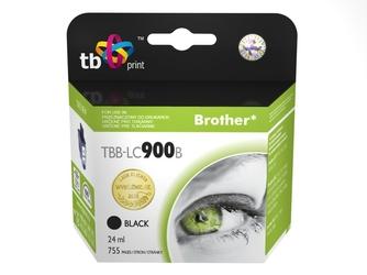 TB Print Tusz do Brother LC900 TBB-LC900B BK 100 nowy