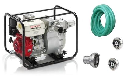 Honda Pompa wody WT 30 X ZESTAW Raty 10 x 0 | Dostawa 0 zł | Dostępny 24H | Gwarancja 5 lat | Olej 10w-30 gratis | tel. 22 266 04 50 Wa-wa