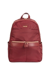 Elegancki damski plecak na laptopa 14.1 chianti valentini czerwony