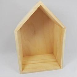 Drewniany domek 25x15 cm - 02