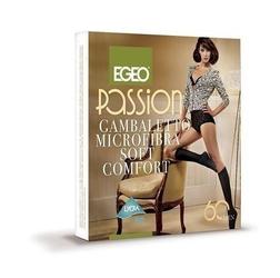 Egeo passion microfibra soft comfort 60 den podkolanówki