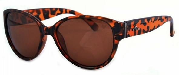 Damskie okulary polaryzacyjne w panterke VELO V-124B