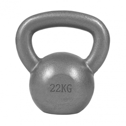 22 kg Kettlebell żeliwny Gorilla Sports