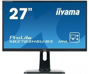 IIYAMA Monitor 27 XB2783HSU-B3 AMVA+, PIVOT, HDMI,DP,US