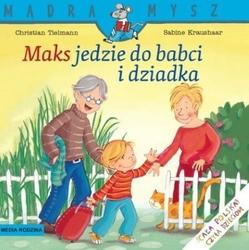 Maks jedzie do babci i dziadka
