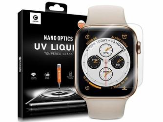 Szkło hartowane Mocolo UV Liquid Glass do Apple Watch 4 40mm Clear
