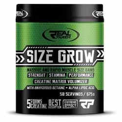 REAL PHARM Size Grow - 675g - Kiwi Cactus