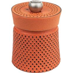 Młynek do pieprzu żeliwny peugeot bali fonte 8 cm pomarańczowy pg-35426