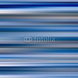 Plakat na papierze fotorealistycznym Niebieskie kolory ukończył poziomy cienkie linie abstrakcyjne tło.