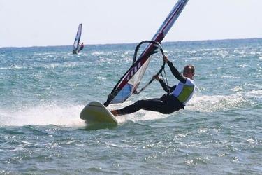 Kurs windsurfingu - dziwnówek - kurs 6 - cio godzinny