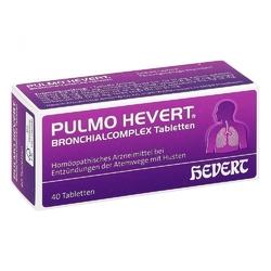 Pulmo hevert bronchialcomplex tabl.
