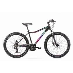 Rower górski romet jolene 6.2 26 2020, kolor czarny-zielony, rozmiar 17