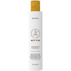 Kemon actyva disciplina, szampon dyscyplinujący niesforne włosy 250ml