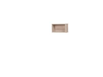 Półka ścienna socmo 45 cm
