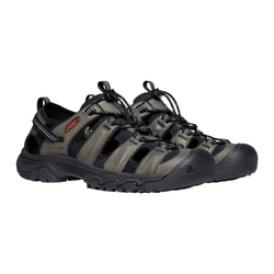 Sandały męskie keen targhee iii sandal - szary