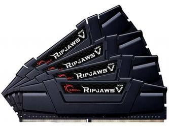 G.SKILL Pamięć RAM DDR4 RipjawsV 4 x16GB 3000MHz CL16