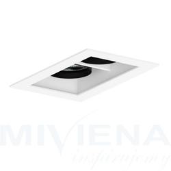 Mone ii wychylna biała 12v gu5,3 2x50w