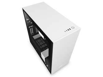 Nzxt obudowa h710i z oknem, biała