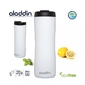 Kubek termiczny aladdin leak-lock thermavac™ stainless steel vacuum mug 470 ml biały