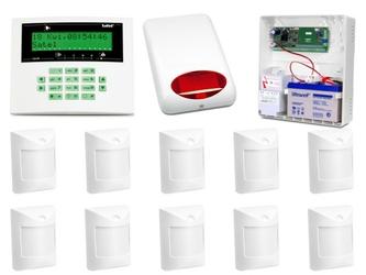 Alarm satel ca-10 lcd, 10xbingo, syg. zew. spl-5010 - szybka dostawa lub możliwość odbioru w 39 miastach