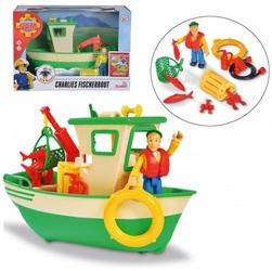 Simba strażak sam rybacka łódź kuter charliego z akcesoriami