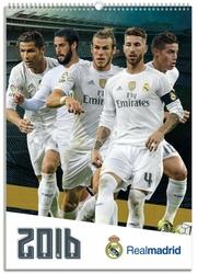 Real Madrid - kalendarz 2016 r.