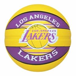 Piłka Spalding NBA Team Los Angeles Lakers
