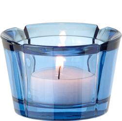 Świecznik na tealight Rosendahl Grand Cru niebieski 35564