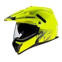 Kenny kask off-road xtr yellow